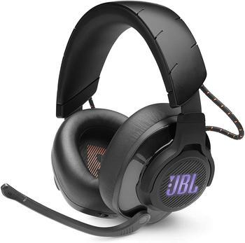 JBL QUANTUM 600 Kopfhörer Kopfband 3,5-mm-Anschluss USB Typ-C Schwarz