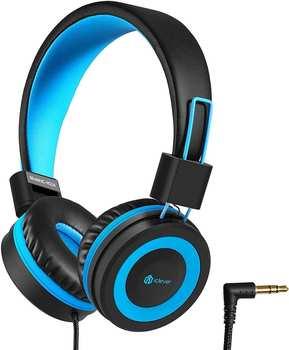 iclever-hs14-blau-schwarz
