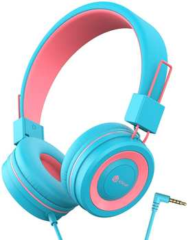 iclever-hs14-blau-pink