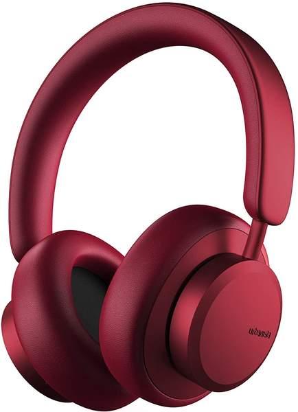 Urbanista Miami Kopfhörer Kopfband USB Typ-C Bluetooth Rot