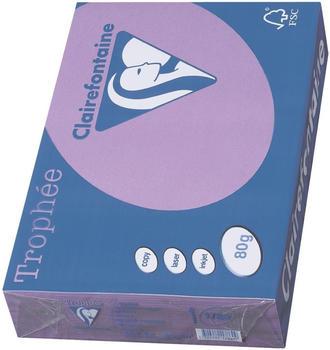 Clairalfa Universal-Papier Trophée, A4, 80 g, violett