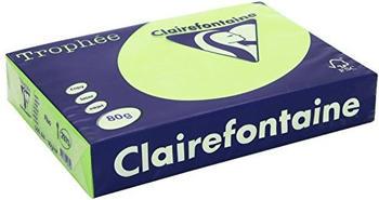 Clairalfa Multifunktionspapier Trophée, A4, 80 g/qm,neongrün