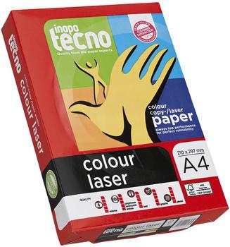 Inapa tecno Farblaserpapier Colour Laser weiß