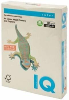 IQ Color vanille A4 80g Kopierpapier 500 Blatt