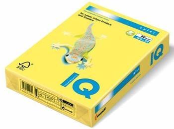 IQ Color kanariengelb A4 80g Kopierpapier 500 Blatt