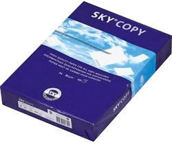 Papyrus Sky Copy A4 80g weiss, 2-fach gelocht