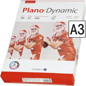 Papyrus Plano® Dynamic A3 80g 500BL ws