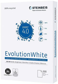 Steinbeis Kopierpapier Evolution White 521908019002 A3 500 Bl./Pack.