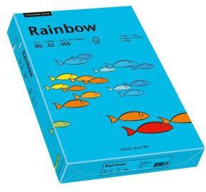 Rainbow Kopierpapier A3 intensivblau