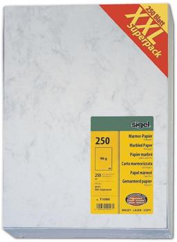 Sigel Marmor-Papier A4 90 g/m² 100 Blatt (DP 371)
