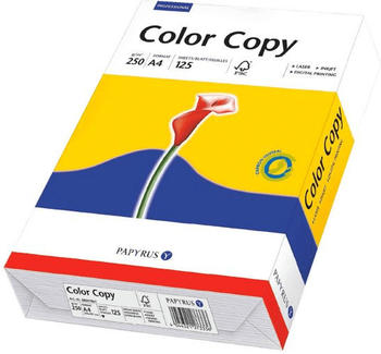 Papyrus Color Copy A4 250 g/m2 125 Blatt (88118370)