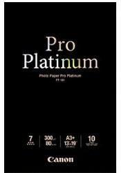 Canon Fotopapier Pro Platinum PT-101 glänzend A3+ (329 x 423 mm) 300 g/m2 - 10 Blatt (2768B018)