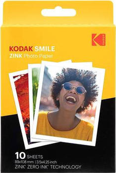 Kodak Smile Zink Photo Paper (RODZL3X410)