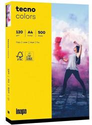 inapa tecno colors A4 120g intensivgelb