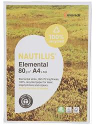 Nautilus Elemental A4 80g weiß