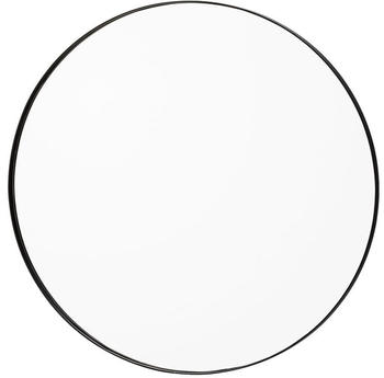 AYTM Circum Wandspiegel small 70cm klar schwarz