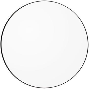 AYTM Circum Wandspiegel large 110cm schwarz klar