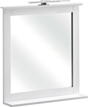 Pelipal Holzspiegel Jasper 68x60cm weiß (928.03608)