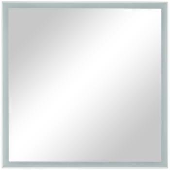 Pelipal Lichtspiegel mit Uhr Filo Rustico 70x70cm (980.837022)