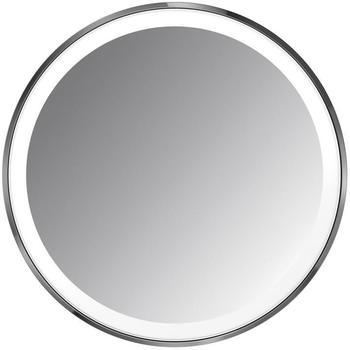 Simplehuman Sensorspiegel kompakt 10 cm rund schwarzer Edelstahl (ST3030)