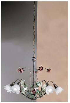 koegl-rosaio-krone-5-flg-silber-gruen-rose-glas-alabaster