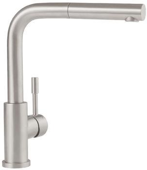Villeroy & Boch Steel Shower Schlauchbrause (Edelstahl, Niederdruck, 969711LC)