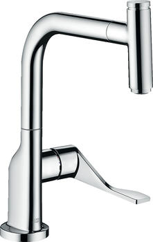Hansgrohe Citterio Select chrom