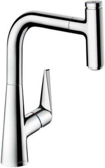 Hansgrohe Talis S Select 220 mit Ausziehbrause (72822000)