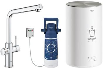 GROHE Red Duo chrom mit Boiler M (30327001)