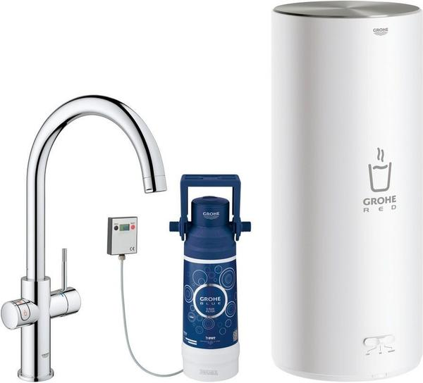 GROHE Red Duo chrom mit Boiler L (30079001)