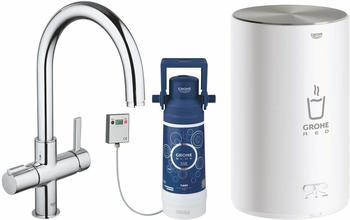 GROHE Red Mono chrom mit Boiler M (30085001)