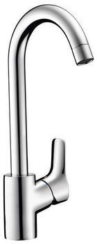 Hansgrohe Mixer Tap MySport L silver (13862000)