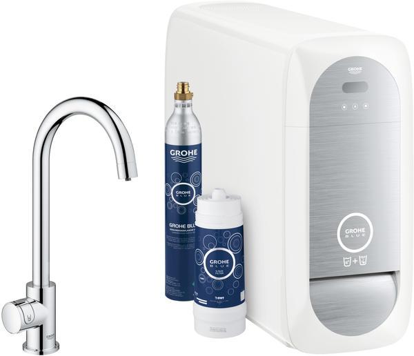GROHE Blue Home Mono Starter-Kit C-Auslauf (31498001)