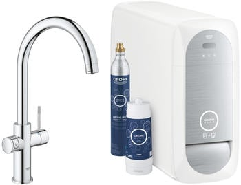 GROHE Blue Home Starter Kit C-Auslauf chrom (31455001)