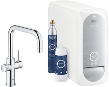 GROHE Blue Home Starter Kit U-Auslauf chrom (31456001)