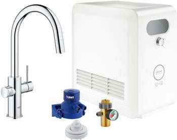 GROHE Blue Professional Starter Kit Chrom (31325002)