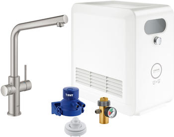 GROHE Blue Professional Starter Kit Supersteel ( 31347DC3)