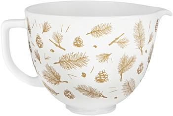 KitchenAid Keramikschüssel Pine Berry Weihnachts-Edition