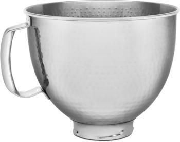KitchenAid Edelstahl-Schüssel hammered (5KSM5SSBHM)