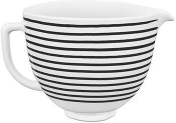 KitchenAid Keramische Schüssel horizontal stripes (5KSM2CB5PHS)