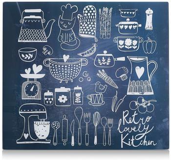 Zeller Herdabdeckplatte Lovely Kitchen