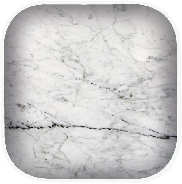 Zak Untersetzer Osmos 4-er Set marmor
