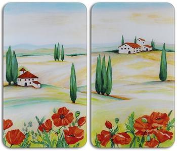 Wenko Abdeckplatten 2er Set Toscana