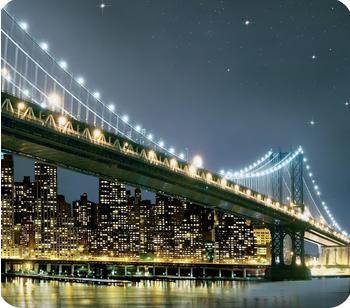 Wenko Multi-Platte Brooklyn-Bridge