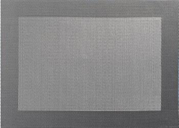 ASA Tischset grau 33 x 46 cm