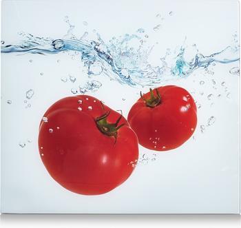 Zeller Herdabdeckplatte Tomato Splash