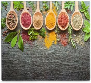 Zeller Herdabdeckplatte Spices