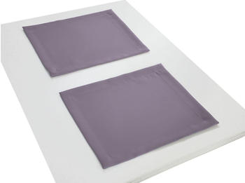 Adam Platzsets Uni Collection Light 30 x 40 cm lila