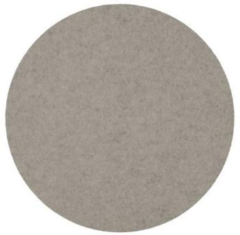 daff Tischset / Scheibe frost mel. Ø 33 cm (09911) (grau)