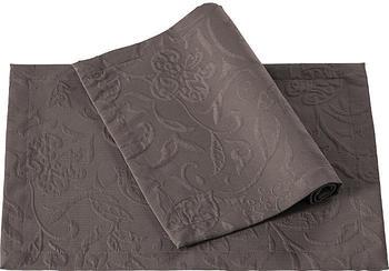 Pichler bügelfreie Tischset Cordoba grau 35x50 cm
